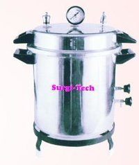 Portable Auto Clave Single/Double Drum