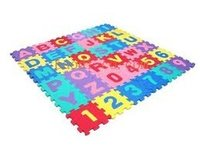 Eva Puzzle Matt For Kids Educational Small