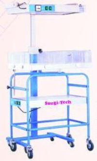 Phototherapy Unit With Baby Bassinet (Double Side)