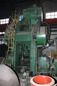 Press Forging Machine (CAH-1600)