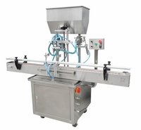 Gt2t-2g Double Heads Full-Automatic Ointment Filling Machine
