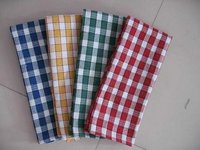 100% Cotton Yarn Dyed Kitchen Towel