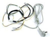 Power Cord Wire Harness