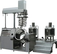 Zrj-300l Vacuum Emulsification Mixer