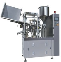 Zhy-60yp Plastic Tube Filling And Sealing Machine