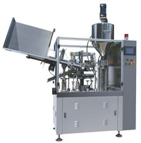 Zhz-60z Metal Tube Filling And Sealing Machine