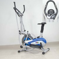 Dual Action Orbitrac, Spin Bike All In 1 Bike