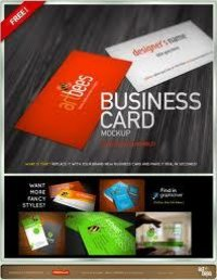 Visiting Card Screen Printing Service