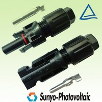 Solar MC4 Cable Connector IP68/67 TUV