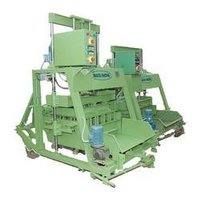 Concrete Block Making Machines (Customized)