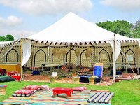 Arabian Nights Party Tent