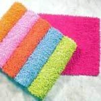 Colorful Bathroom Mat