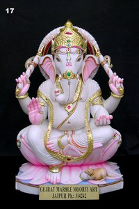 Marble Ganesha