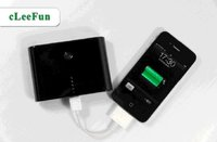 External Battery With 8,000/8,800/10,400 Capacity And Double Usb Output