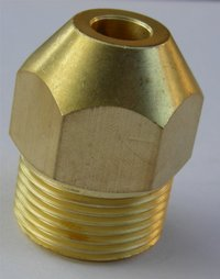 Brass Agro Nipple