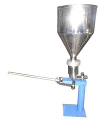 Hand Tube Filling Machine