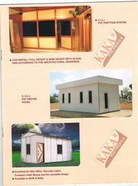 Pvc Prefab House