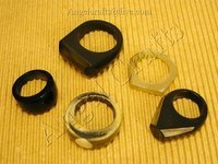 Horn Finger Ring
