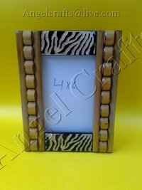 Horn Photo Frame