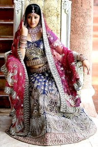 Ultra- Luxurious Work Ghagra Choli