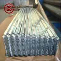 Corrugated Galvanized Steel Sheets