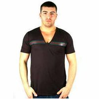 Men's V Neck T-Shirts