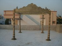 Brass Mandap