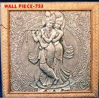 Radha Krishna Wall Piece