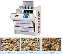 Coffee Colour Sorting Machine