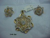 American Diamonds Necklace Sets
