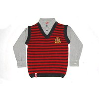 Boys Formal Wool Sweater 
