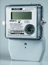 DDS28C Single Phase Multi-Tariff Electricity Meter