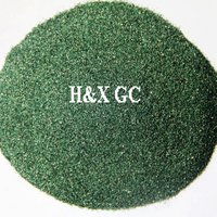 Green Silicon Carbide with SiC 99.0%