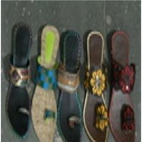 Open Flat Slipper