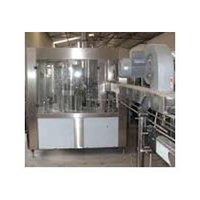 Automatic Counter Pressure Machine (Soda & Soft Drinks)