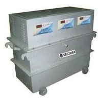 Digital Three Phase Servo Voltage Stabilizer (Oil Cooled)