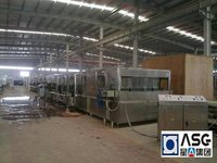 PLJ Series Bottle Spraying Cooling Machine