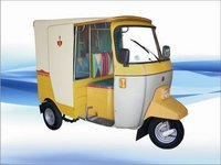 3 Wheelers Auto Rickshaw