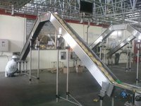 Product Transfer (Overhead) Conveyor