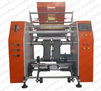 Automatic Stretch Film/Cling Film Rewinder