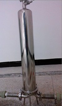 Stainless Steel Filter Shell