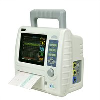 CE Portable Fetal Maternal Monitor BFM-700+ TFT (Twin, Color LCD)