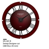 Decorative Frameless Designer Clock
