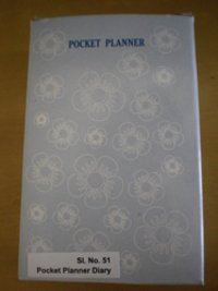 Pocket Planner Small Size