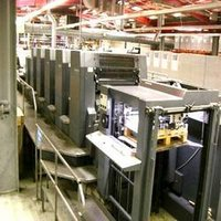 Heideberg Cd 102 5 L Printing Machine