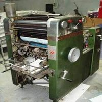 Davidson Fairchild X Press Printing Machine