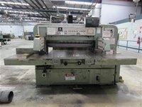 Polar Paper Cutting Machine 115el