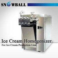 Ice Cream Homogenizer