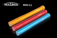 Mini-11 LED Flashlight AAA*2