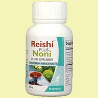 Immune Booster (Reishi Plus Noni, Reishi)